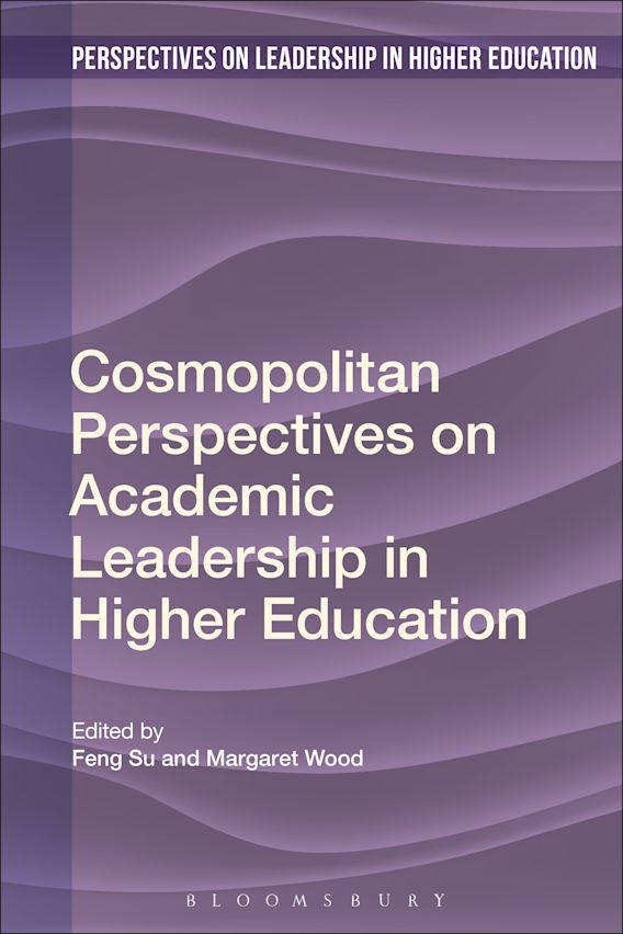 Cosmopolitan Perspectives on Academic Leadership in Higher Education cover