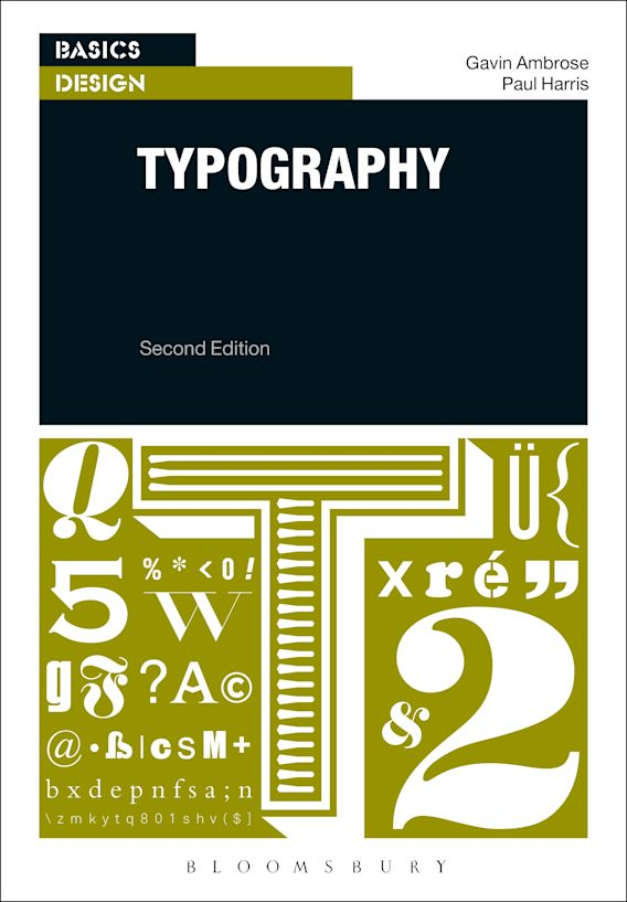 Typography cover