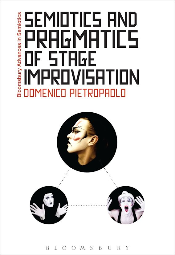 Semiotics and Pragmatics of Stage Improvisation cover