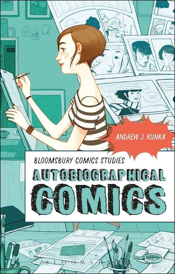 Autobiographical Comics cover