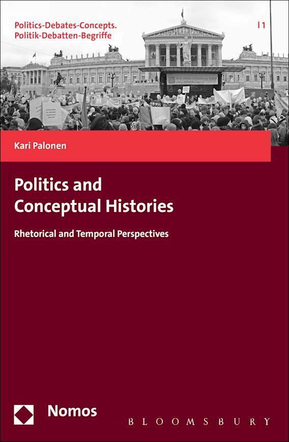 Politics and Conceptual Histories cover