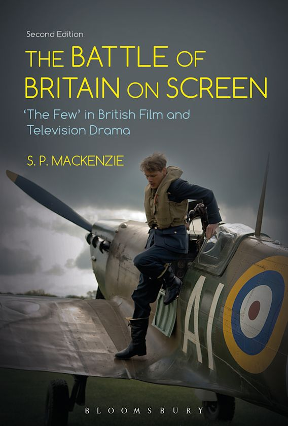 The Battle of Britain on Screen cover