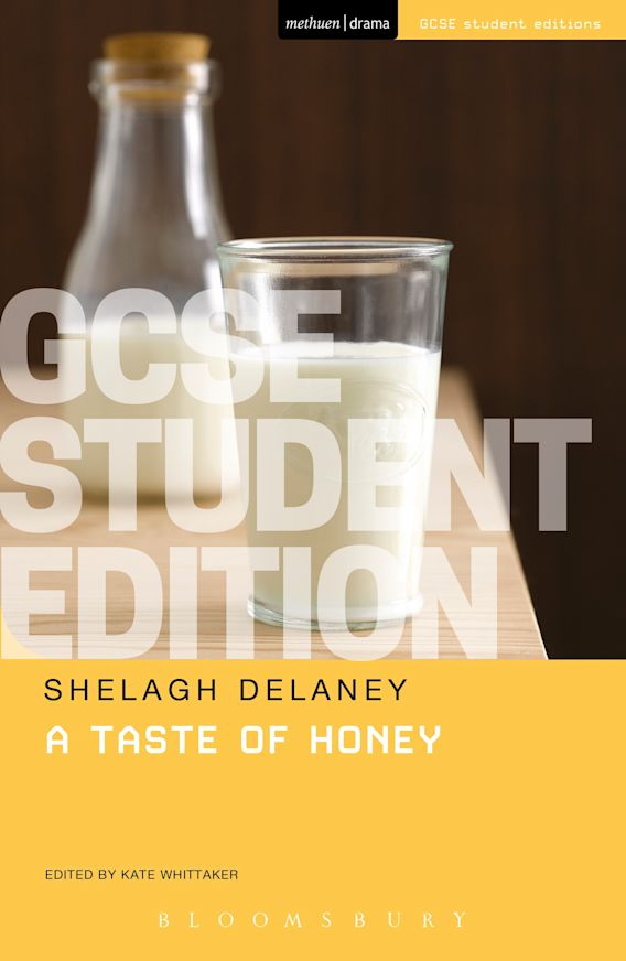 A Taste of Honey GCSE Student Edition cover