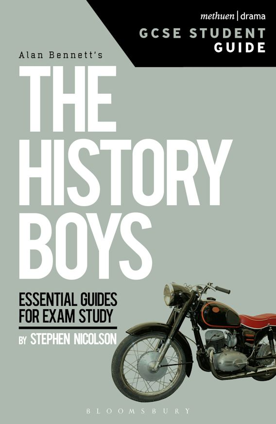 The History Boys GCSE Student Guide cover