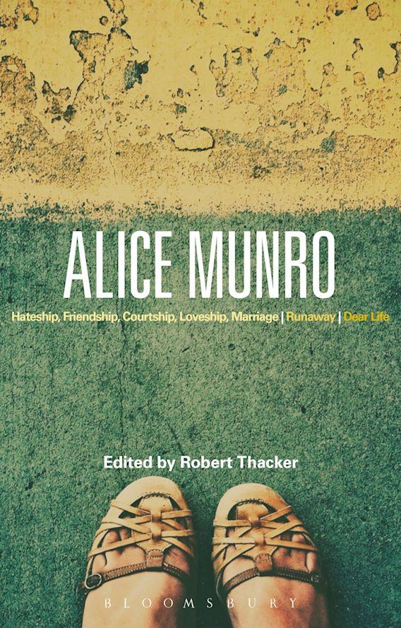 Alice Munro cover