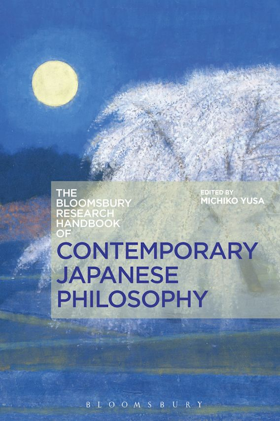 The Bloomsbury Research Handbook of Contemporary Japanese Philosophy cover