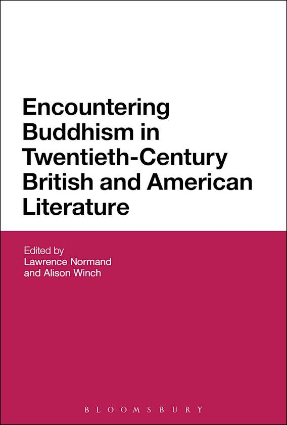Encountering Buddhism in Twentieth-Century British and American Literature cover