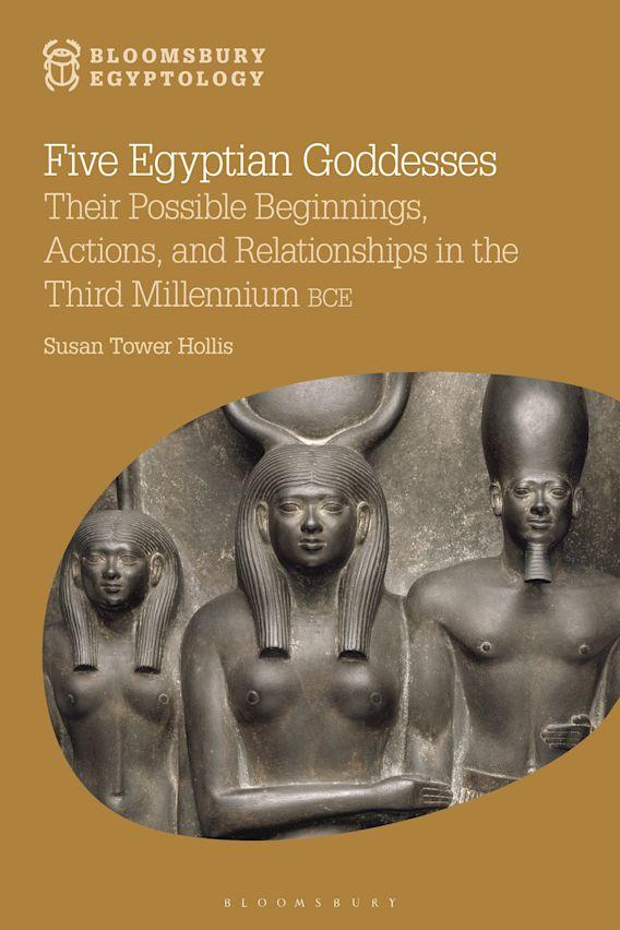 Five Egyptian Goddesses cover