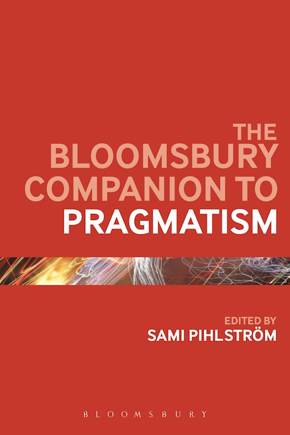 The Bloomsbury Companion to Pragmatism cover