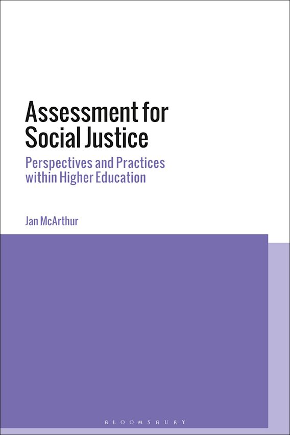 Assessment for Social Justice cover