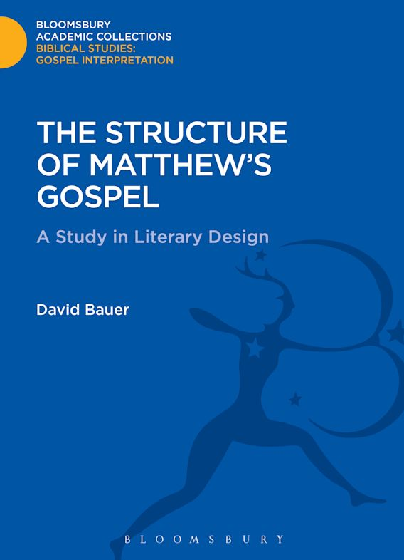 The Structure of Matthew's Gospel cover