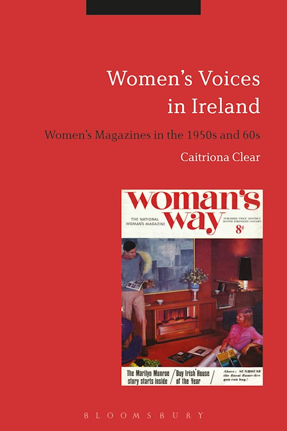 Women's Voices in Ireland cover