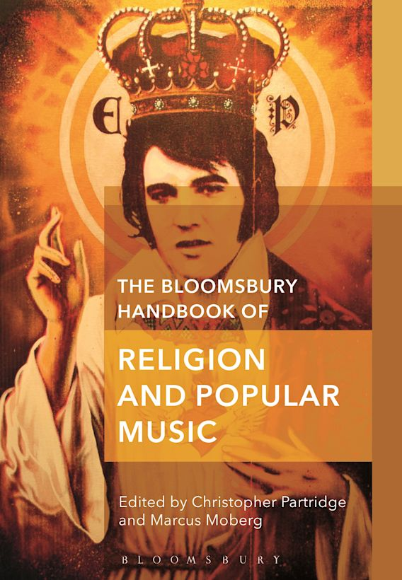 The Bloomsbury Handbook of Religion and Popular Music cover
