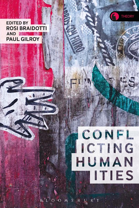 Conflicting Humanities cover