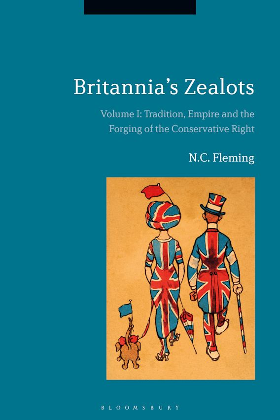 Britannia's Zealots, Volume I cover