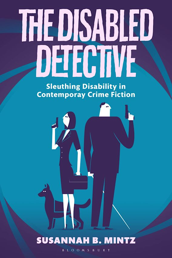 The Disabled Detective cover