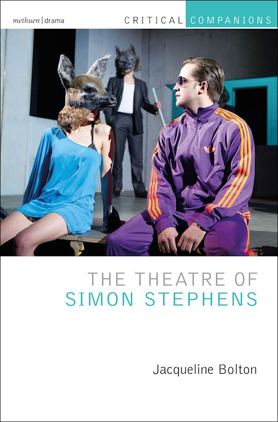 The Theatre of Simon Stephens cover