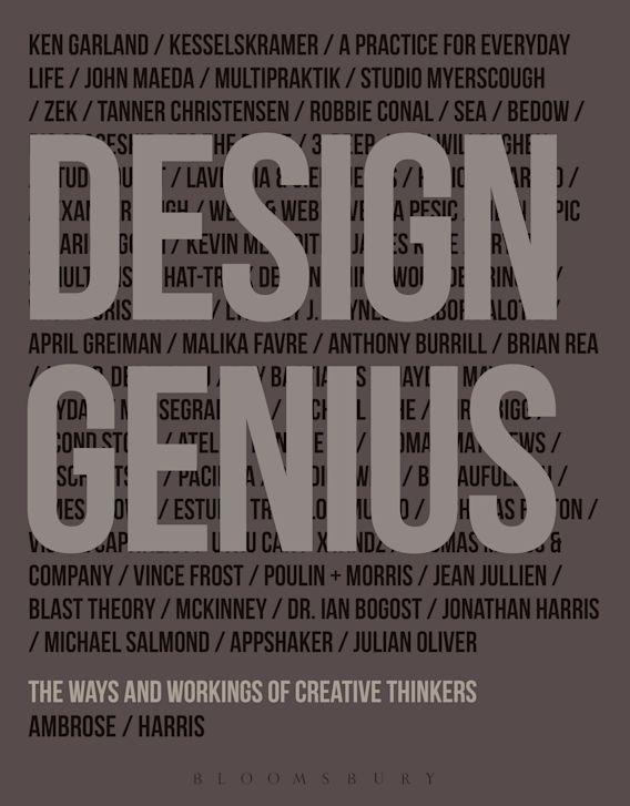 Design Genius cover