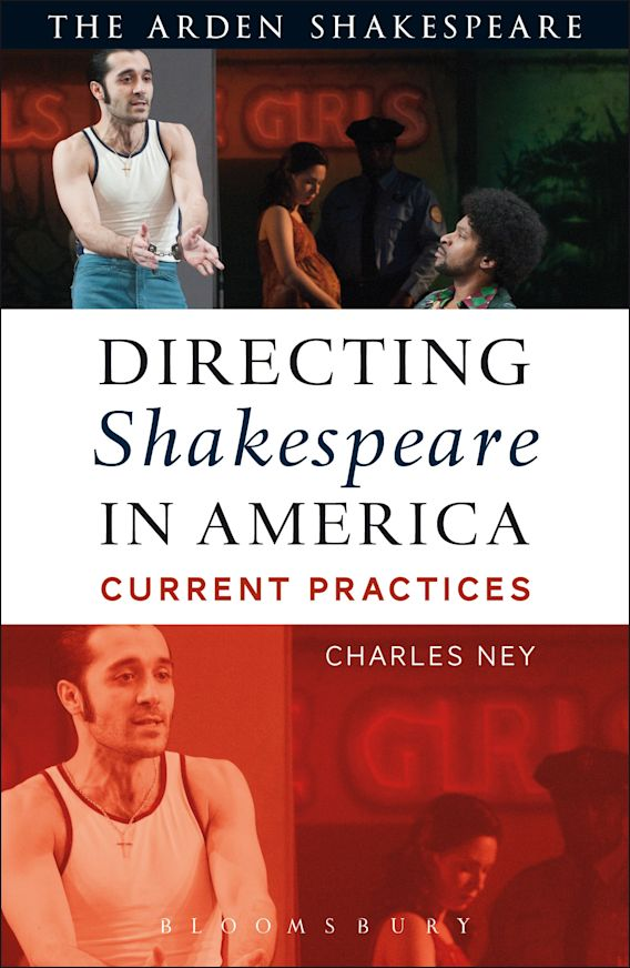 Directing Shakespeare in America cover
