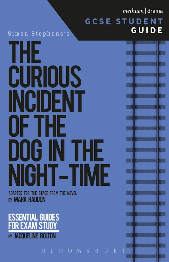 The Curious Incident of the Dog in the Night-Time GCSE Student Guide cover