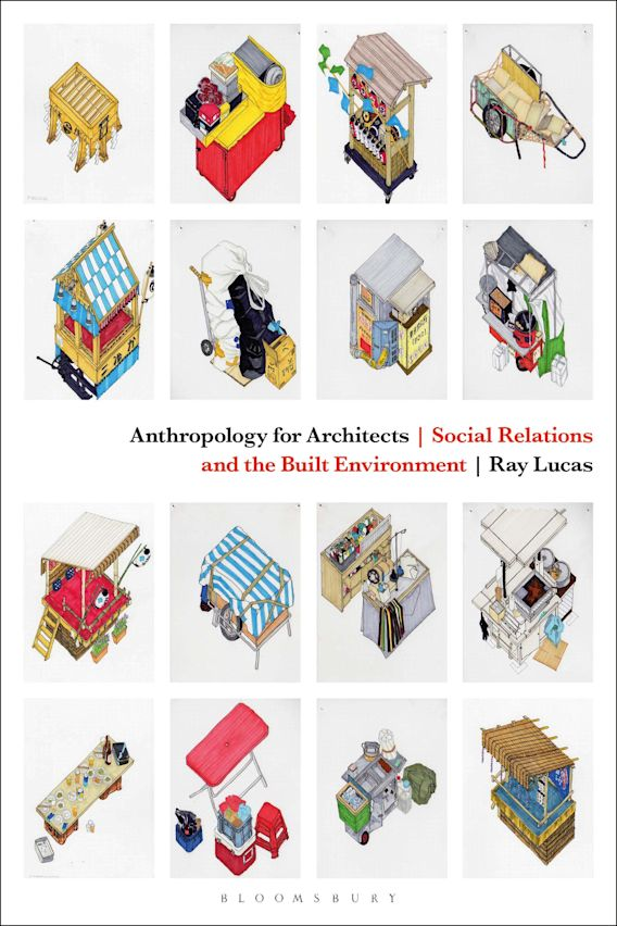 Anthropology for Architects cover