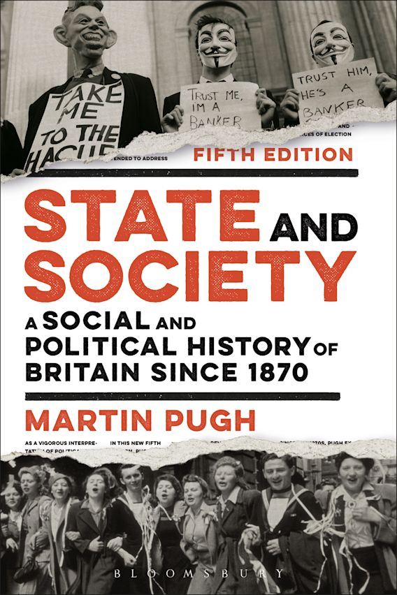State and Society cover