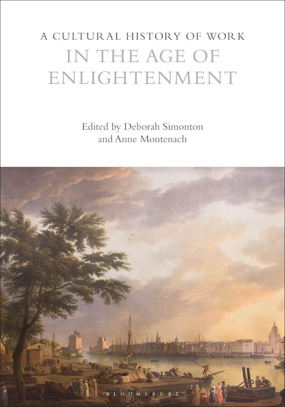 A Cultural History of Work in the Age of Enlightenment cover