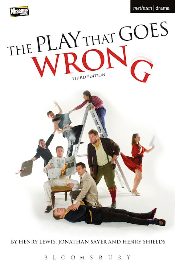 The Play That Goes Wrong cover