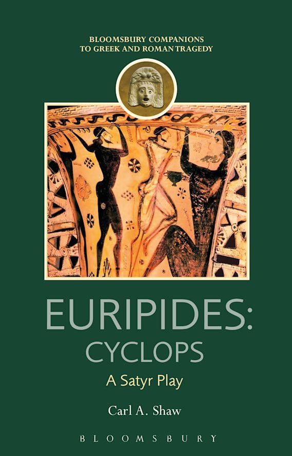 Euripides: Cyclops cover