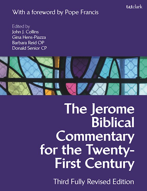 The Jerome Biblical Commentary for the Twenty-First Century cover