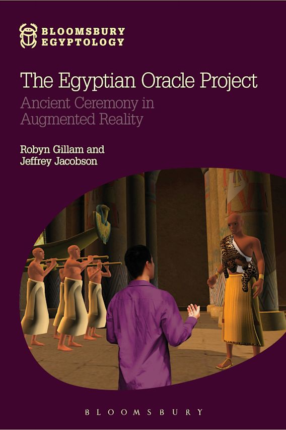 The Egyptian Oracle Project cover
