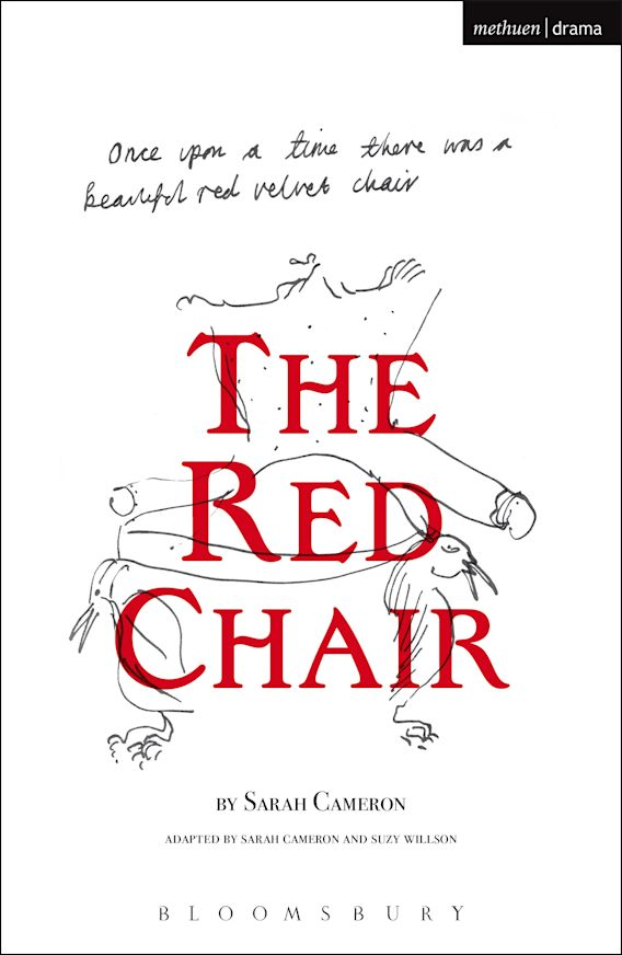 The Red Chair cover