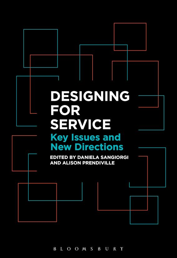 Designing for Service cover