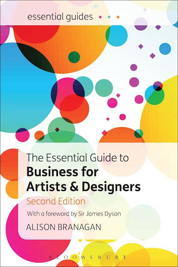 The Essential Guide to Business for Artists and Designers cover