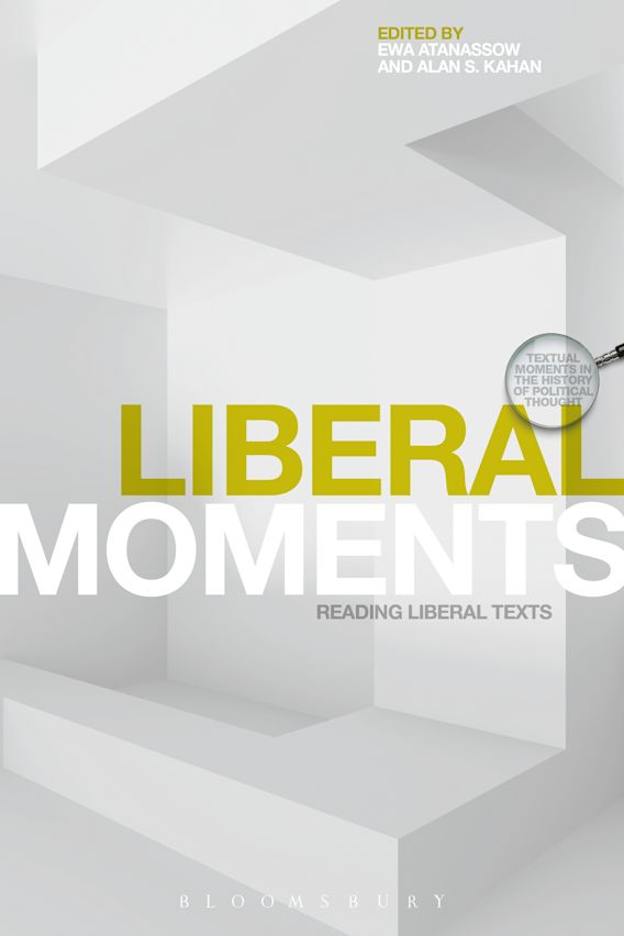 Liberal Moments cover