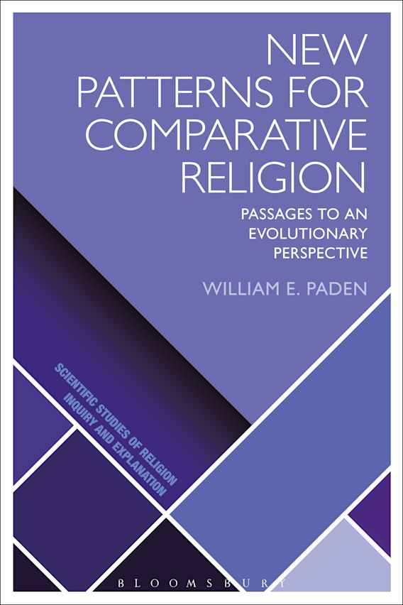 New Patterns for Comparative Religion cover