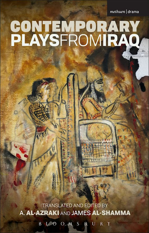 Contemporary Plays from Iraq cover