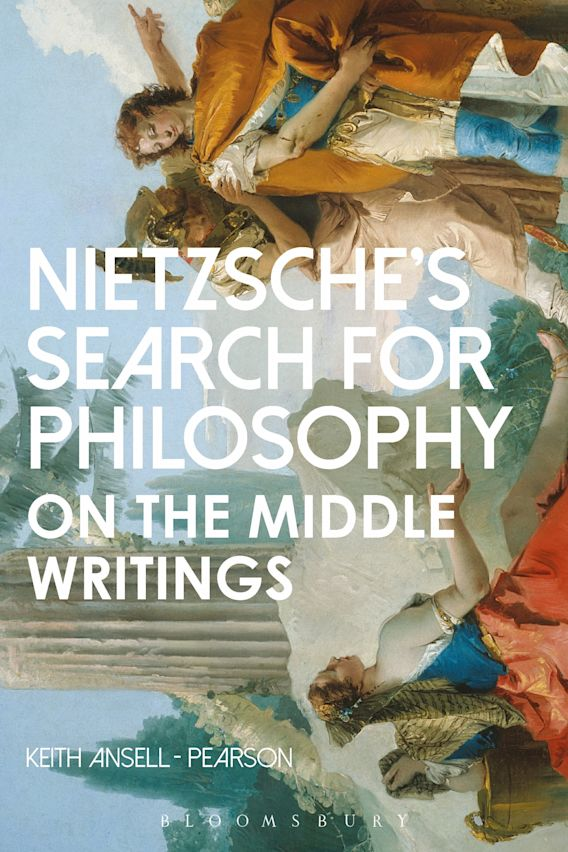 Nietzsche's Search for Philosophy cover
