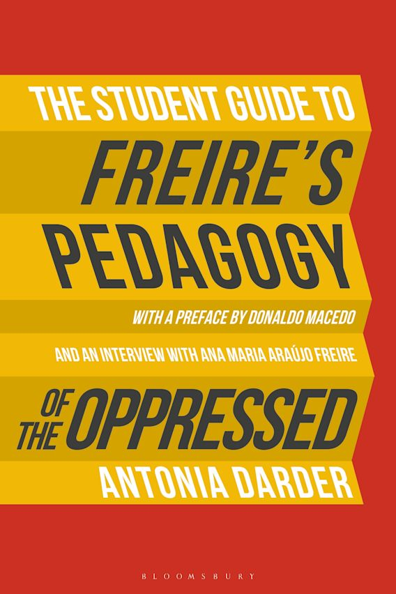 The Student Guide to Freire's 'Pedagogy of the Oppressed' cover