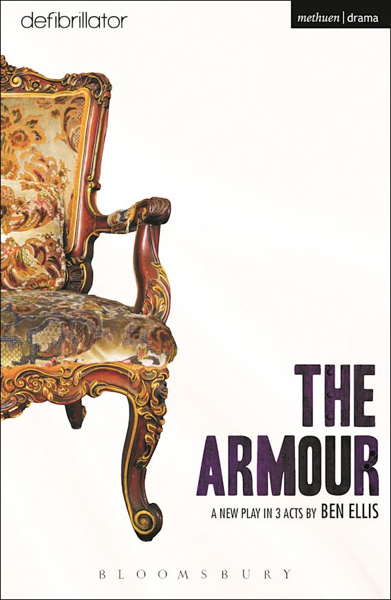 The Armour cover