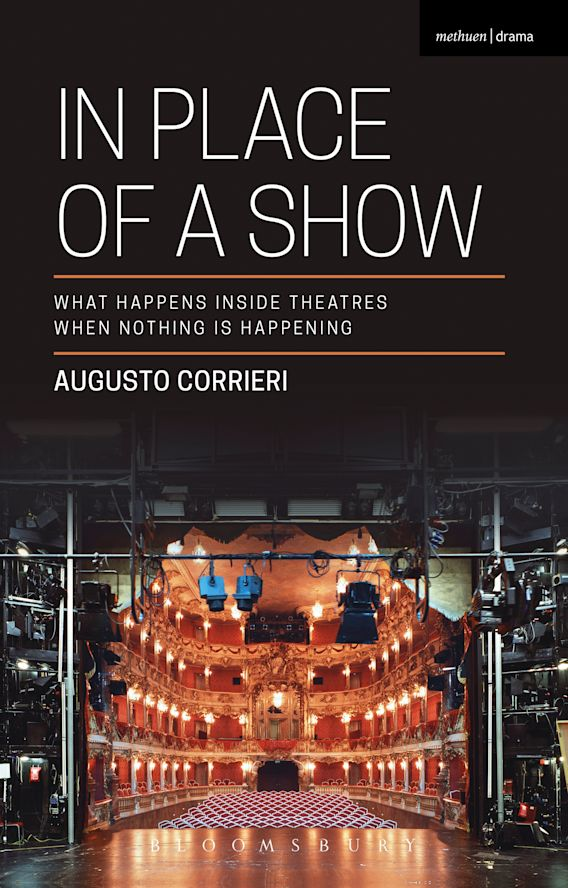 In Place of a Show cover