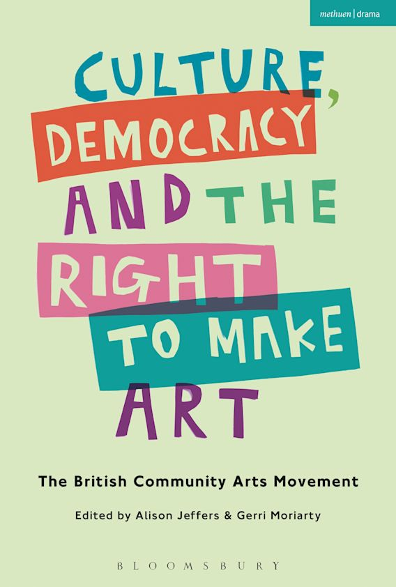 Culture, Democracy and the Right to Make Art cover