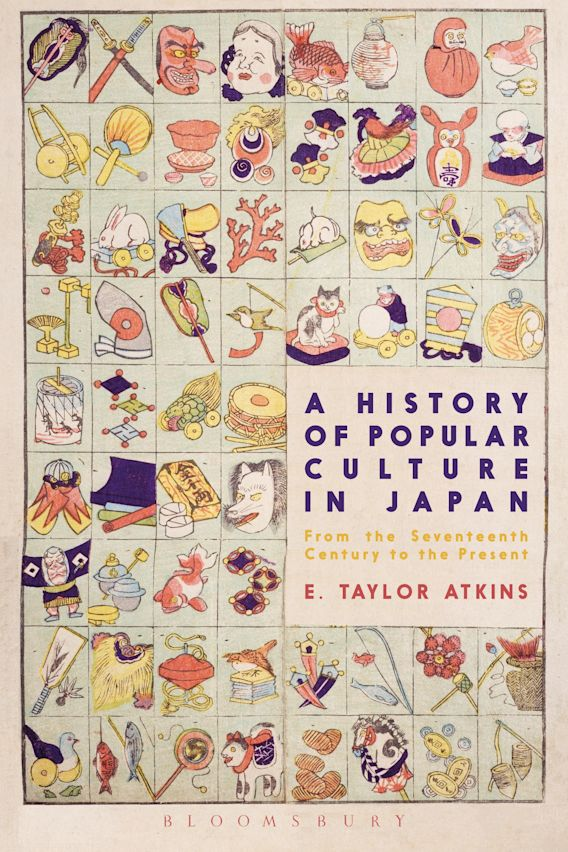 A History of Popular Culture in Japan cover