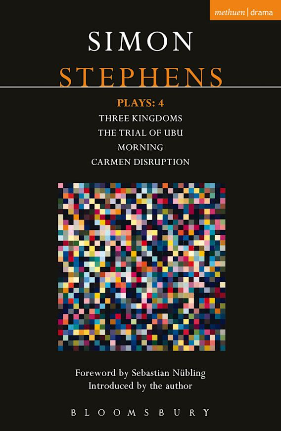 Stephens Plays: 4 cover