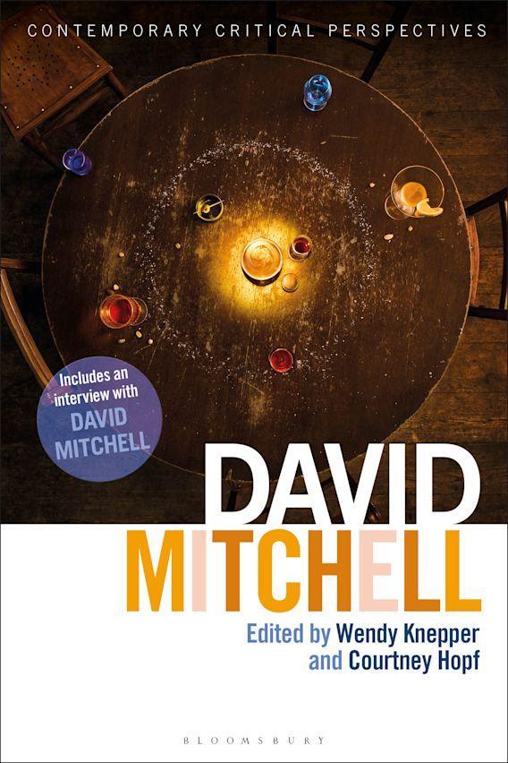 David Mitchell cover