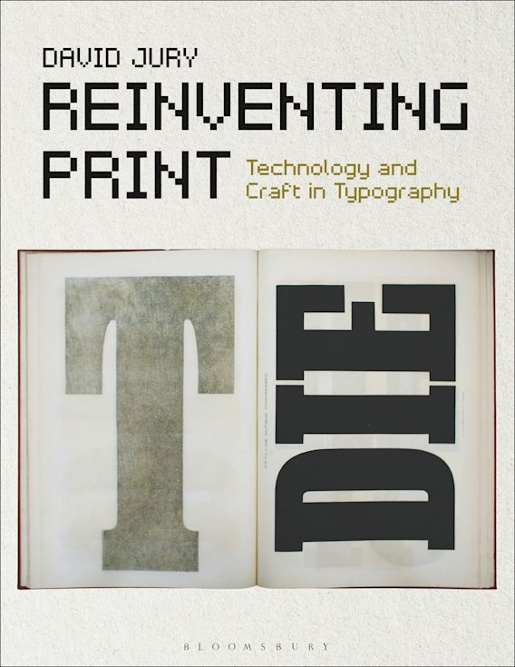 Reinventing Print cover