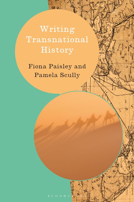 Writing Transnational History cover