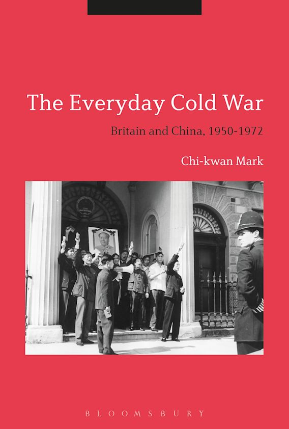 The Everyday Cold War cover