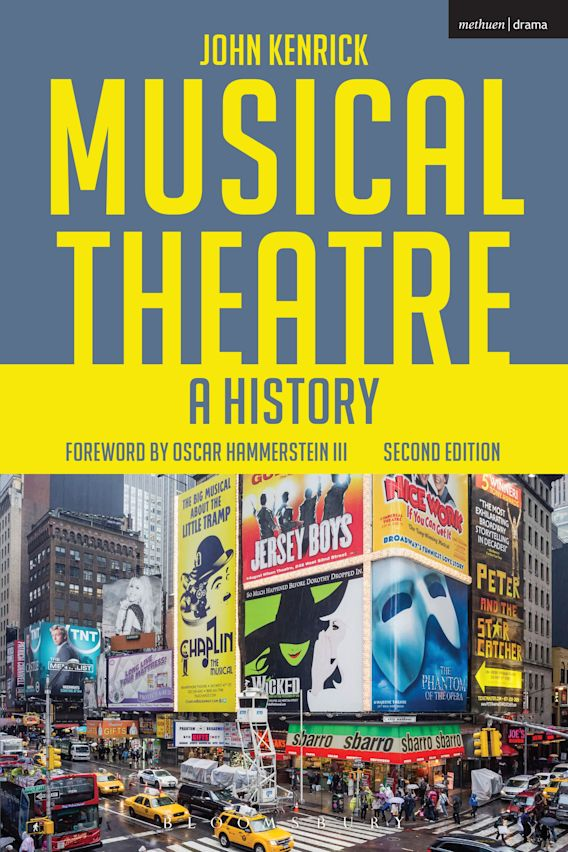 Musical Theatre cover