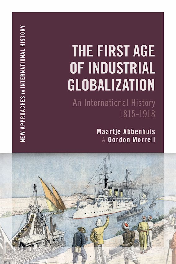 The First Age of Industrial Globalization cover